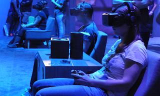 Chinezen openen VR-bioscopen