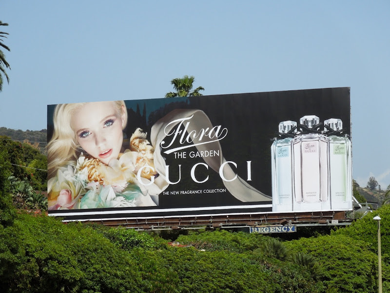 Flora Garden Gucci advert