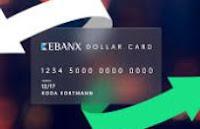 Ebanx Dollar Card Cartão Pré-Pago Internacional