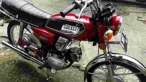 Spesifikasi Yamaha L2 Super, Motor Yamaha Pertama di Indonesia - masbengkel