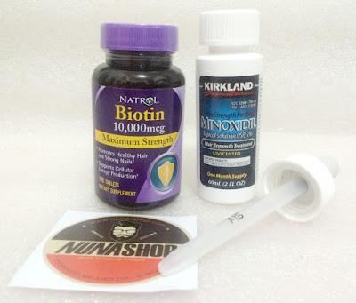 Minoxidil + Biotin Membantu Pertumbuhan Rambut Agar Lebih Cepat dan Lebih Kuat