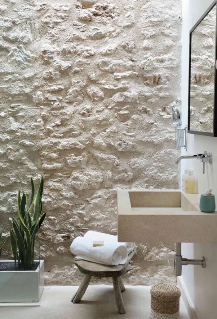 Stile naturale in bagno idee e consigli blog di - Idee bagno design ...