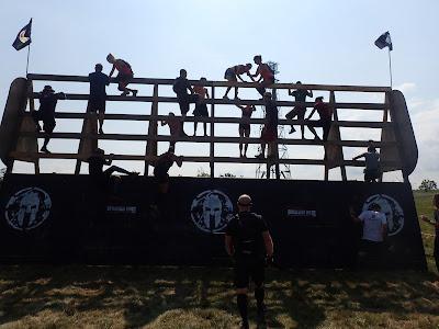 Spartan Race Stairway to Sparta