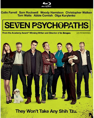 Seven Psychopaths 720p HD Español Latino