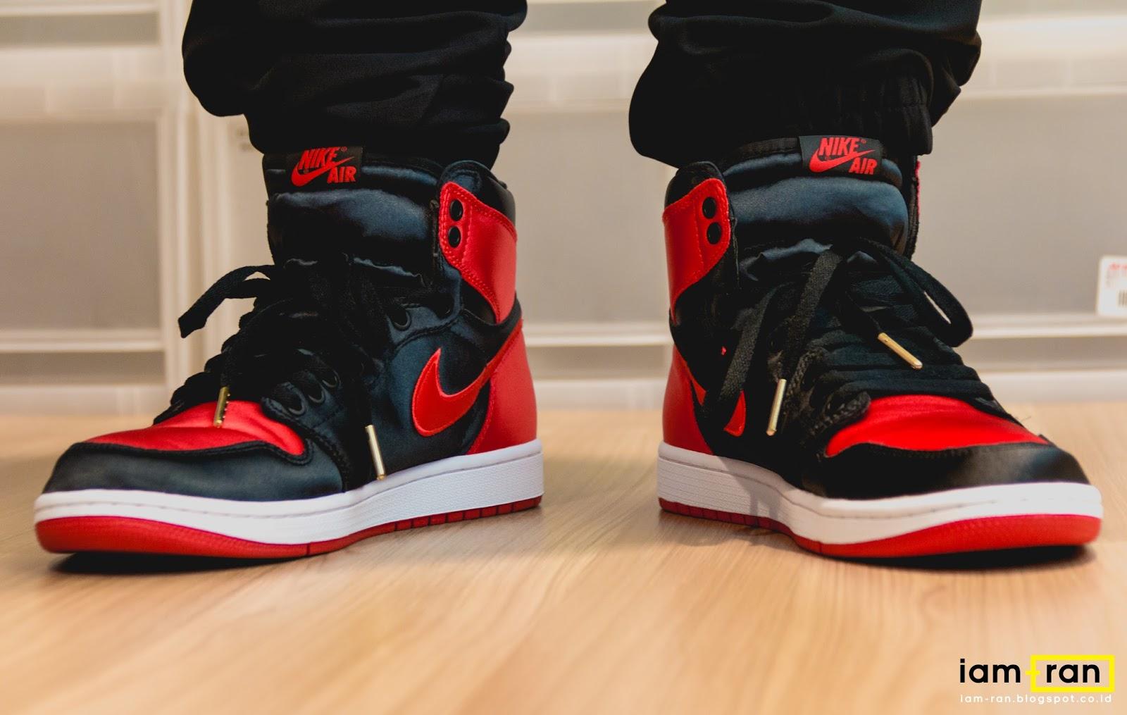 c498dccb157 IAM-RAN: ON FEET : Dipsky - Nike Air Jordan 1