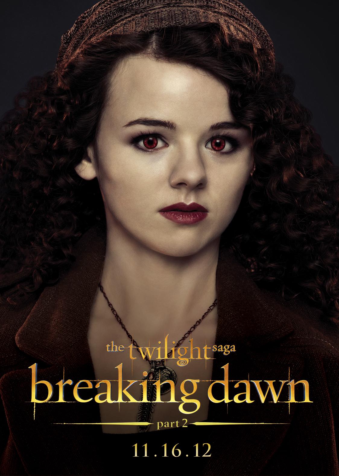 Review: Twilight: Breaking Dawn: Part 2 (SPOILERS)