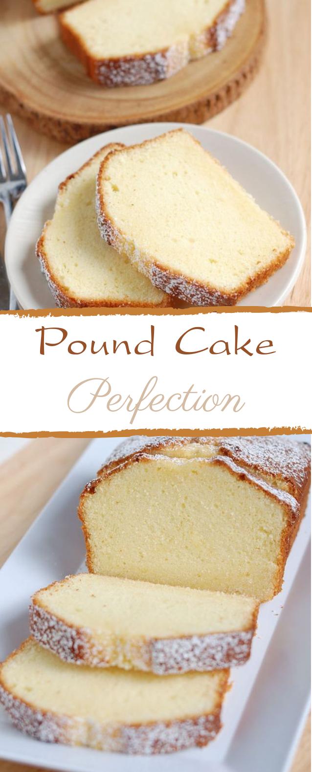 Pound Cake Perfection #bestrecipe #cake