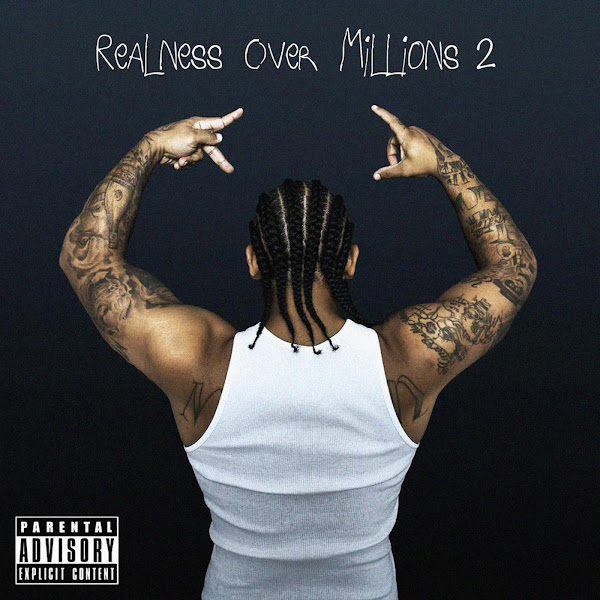 TeeCee4800 - Realness Over Millions 2 Cover