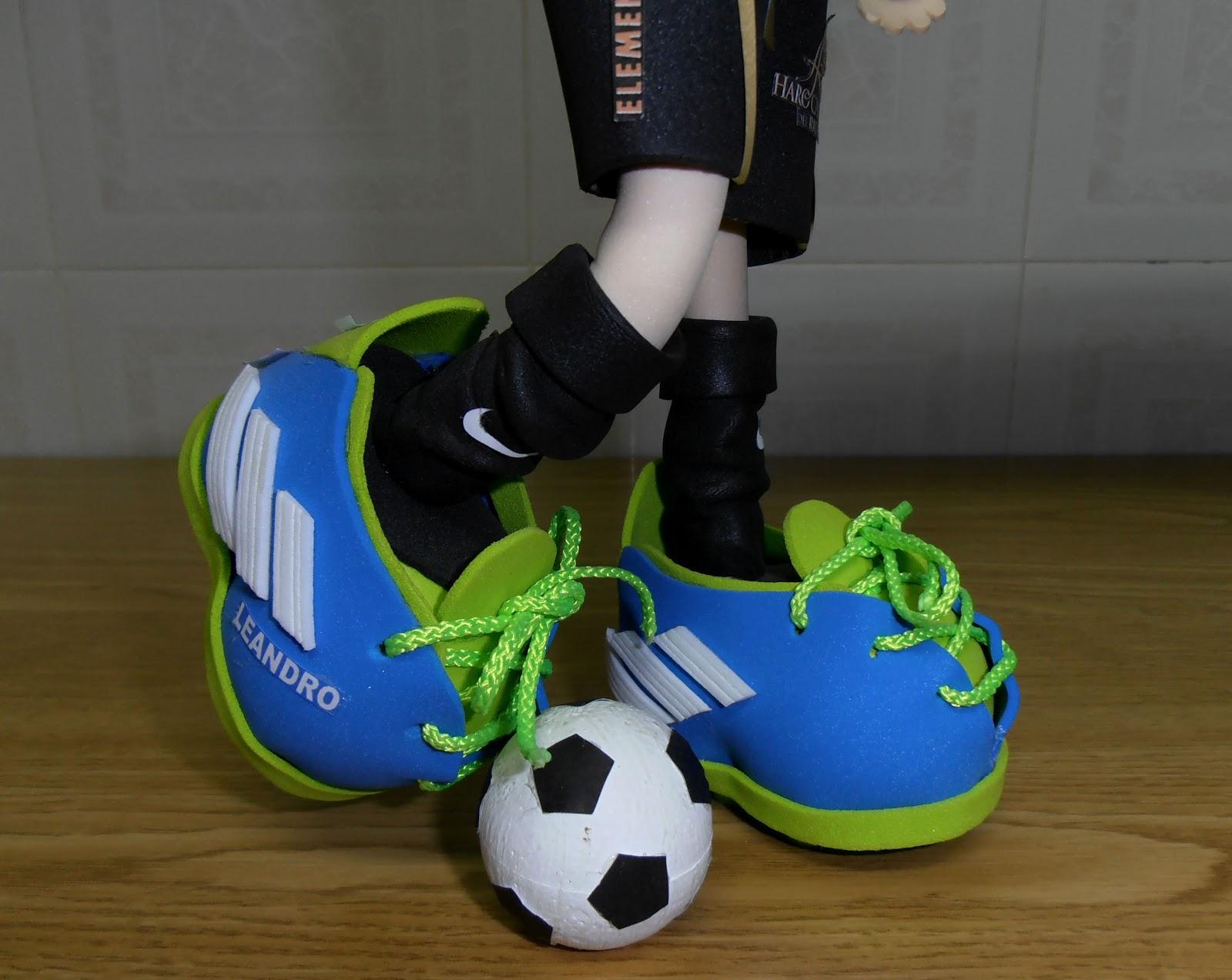 botas de futbol fofuchas pano a pano 76bd8da480f94