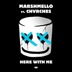 Baixar Here With Me - Marshmello Feat. CHVRCHES Mp3