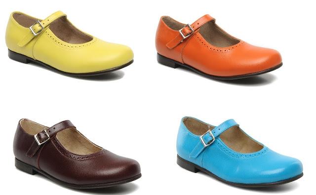 Start Rite Older Girls Shoes