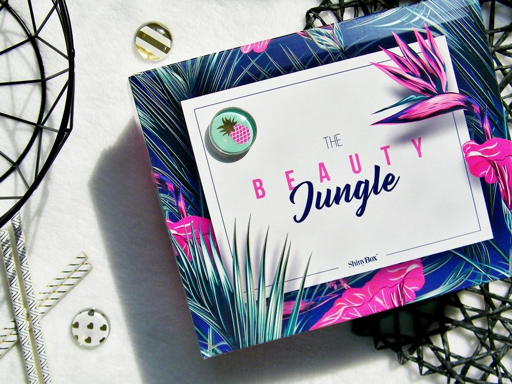 ShinyBox The Beauty Jungle sierpień 2017