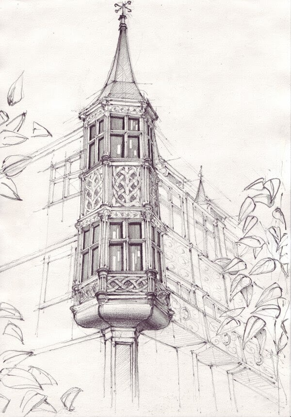 14-Architectural-Detail-Adelina-Popescu-Architecture-Drawings-and-Interior-Design-www-designstack-co