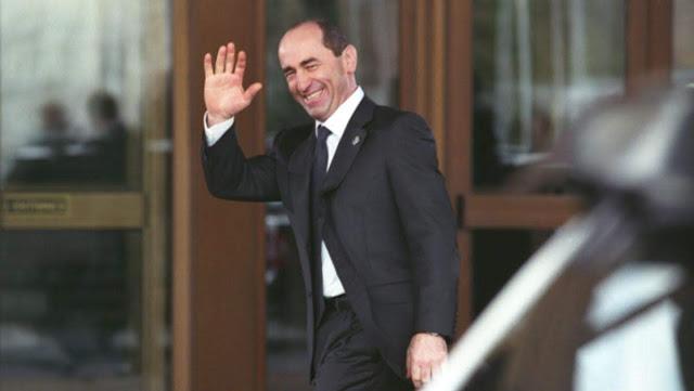 Fiscal de Armenia insiste en detener a Kocharian