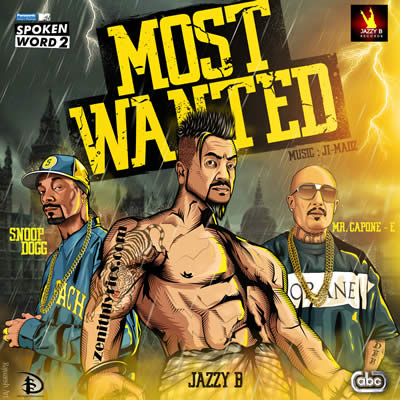 Most Wanted - Jazzy B