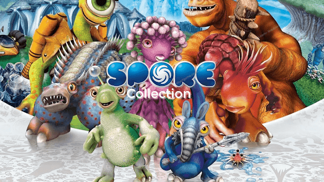 Link Download Game SPORE Collection (SPORE Collection Free Download)