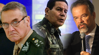Exército decide trocar general que pediu intervenção militar
