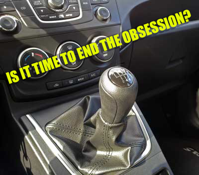 Is it time to end the stick shift obsession?