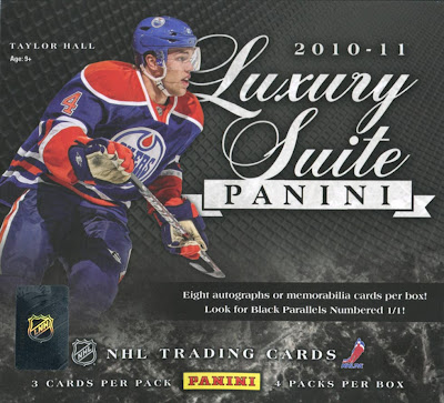 2010-11 Luxury Suite Box Break
