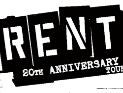 Coming to Detroit: RENT 20th ANNIVERSARY TOUR