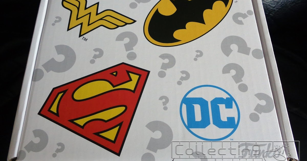 d16dc966 Collecting Toyz: Walmart Black Friday Exclusive DC Mystery Box