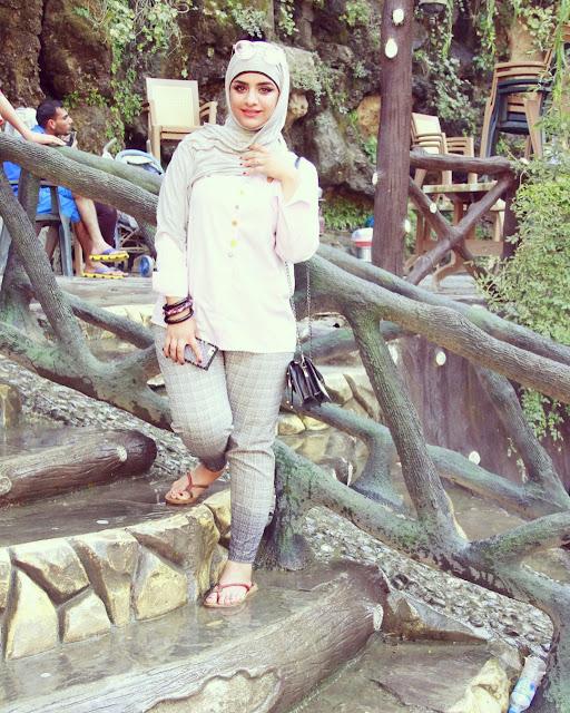 Awesome Style of Hijab Fashion