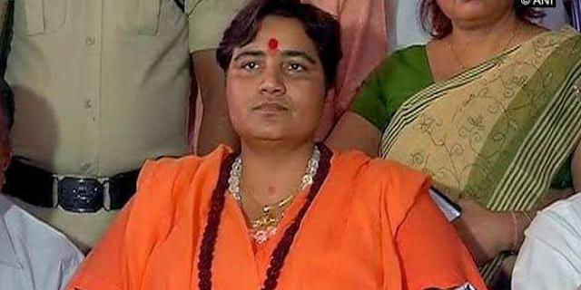 मैं नोटिस से डरने वाली नहीं हूं: प्रज्ञा सिंह ठाकुर ने कहा | BHOPAL NEWS
