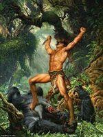 Tarzan: Luật Của Rừng Già