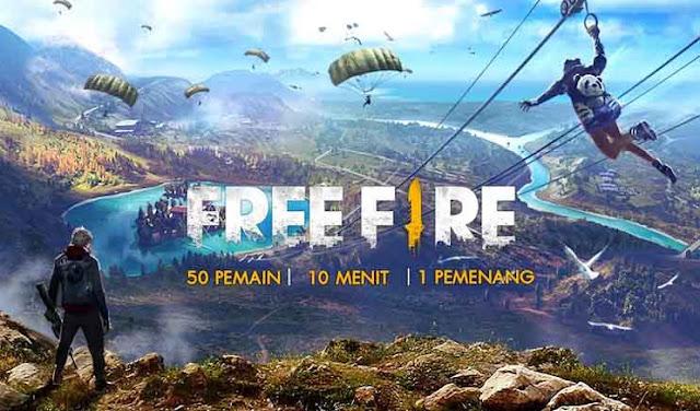 Game battle royale adalah salah satu jenis game android Tutorial games: Download Free Fire Battlegrounds APK Terbaru