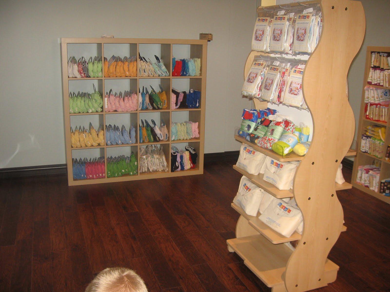 Cloth diaper store