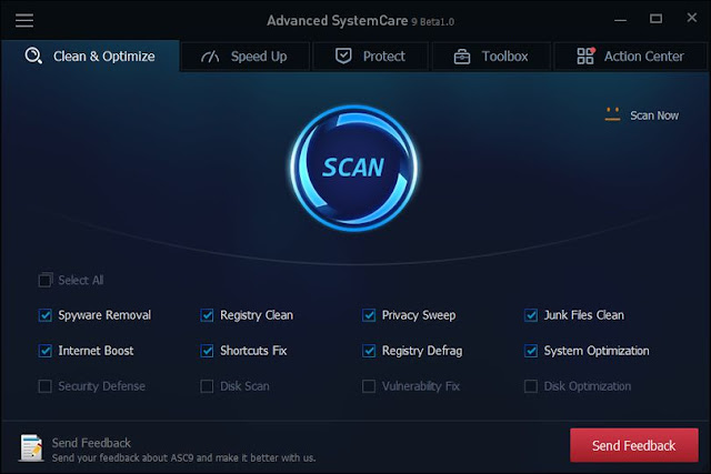 Advanced SystemCare Ultimate 13 Free Download