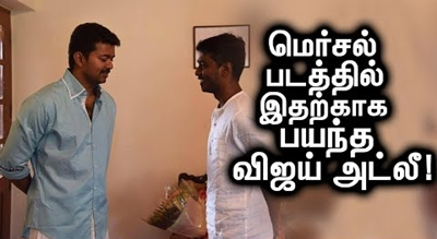 Vijay And Atlee Feared For This!