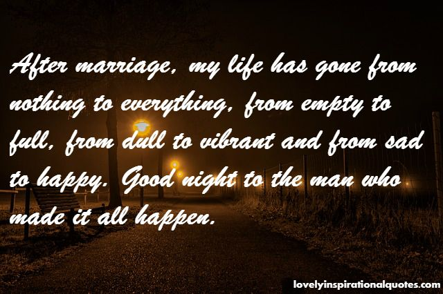 sweet good night love quotes for my husband lovely