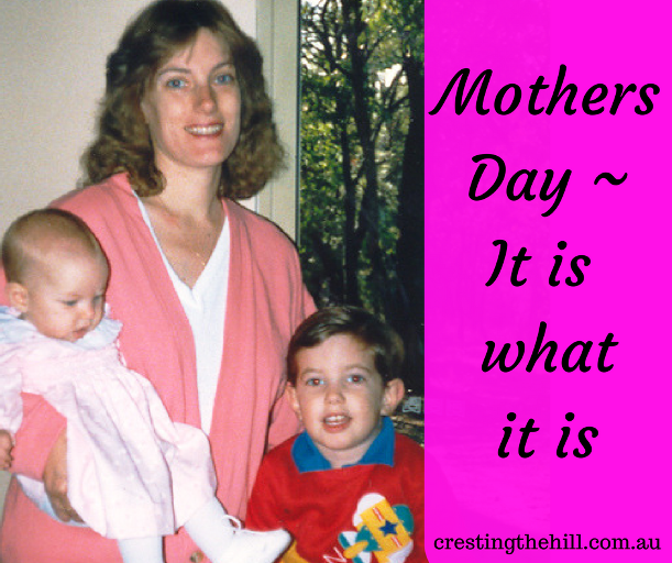 Mothers Day - is it ever okay to admit that you feel a little left out?