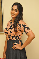 Sowmya Venugopal in Anarkali Dress at Kalamandir Foundation 7th anniversary Celebrations ~  Actress Galleries 028.JPG
