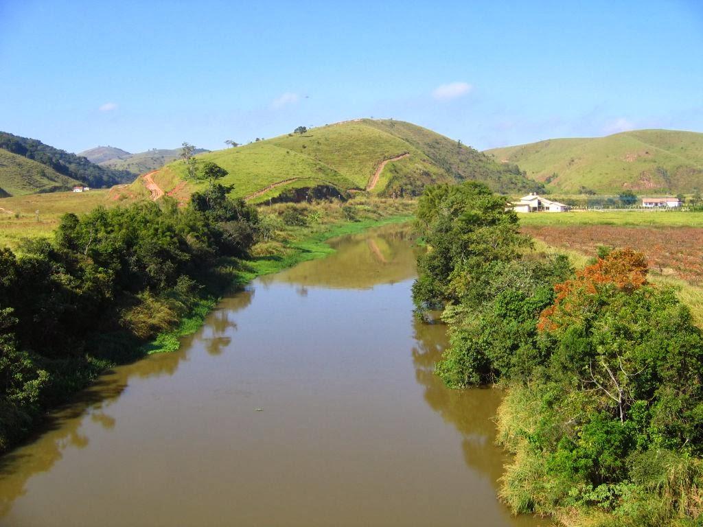 Rio Paraíba do Sul - Brasil
