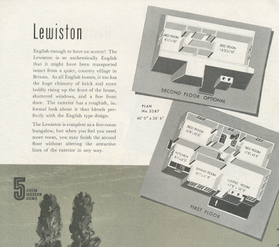 Sears Lewiston 1940 catalog
