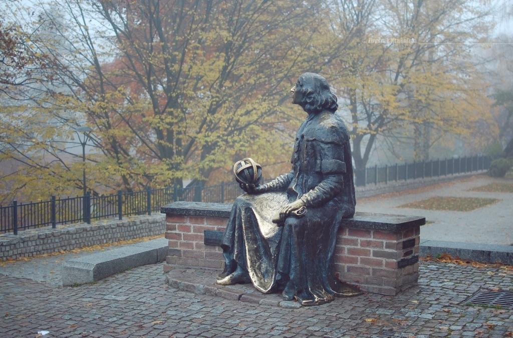 Pomnik Kopernika w Olsztynie