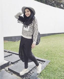Model Baju Muslim Hangout