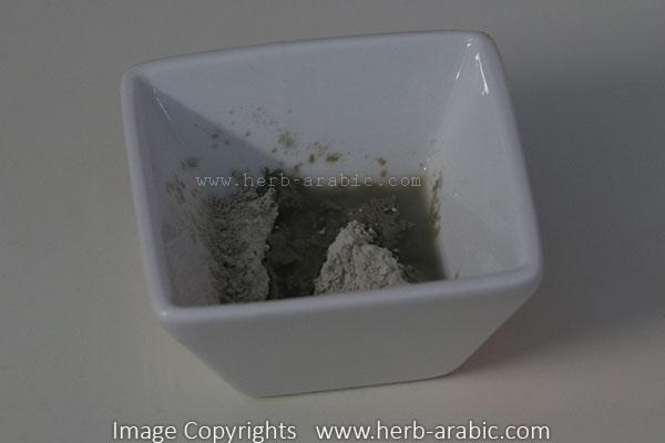 طريقة استخدام قناع الطين الفرنسي