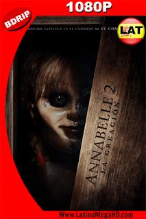 Annabelle 2: La Creación (2017) Latino HD BDRIP 1080P - 2017