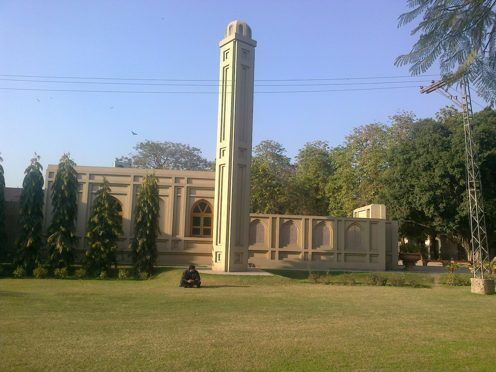 Race Course Good park in Lahore - Jilani Park