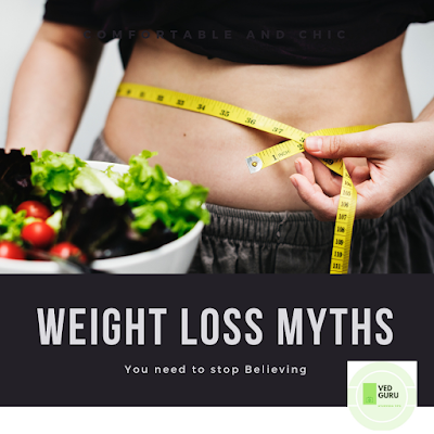All the weight loss myths you need to stop believing now|weight loss Facts