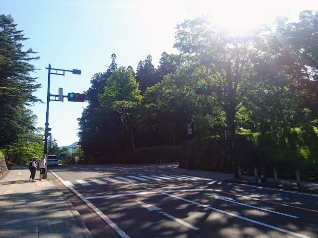 日本ロマンチック街道 日光田母沢御用邸記念公園