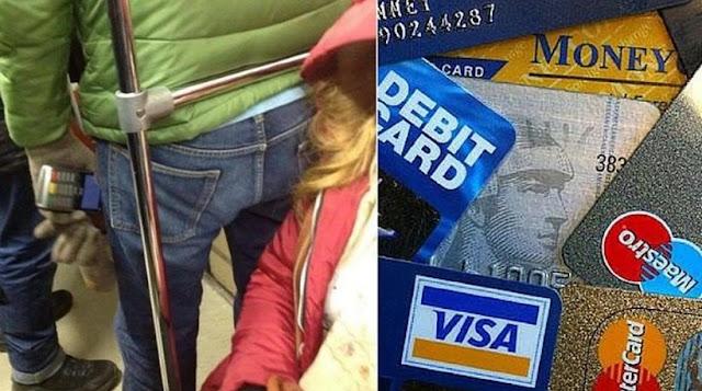 Έχετε κάρτα ανέπαφων συναλλαγών; Προσέξτε αυτή την τρομακτική απάτη! Με τη χρήση ασύρματων POS