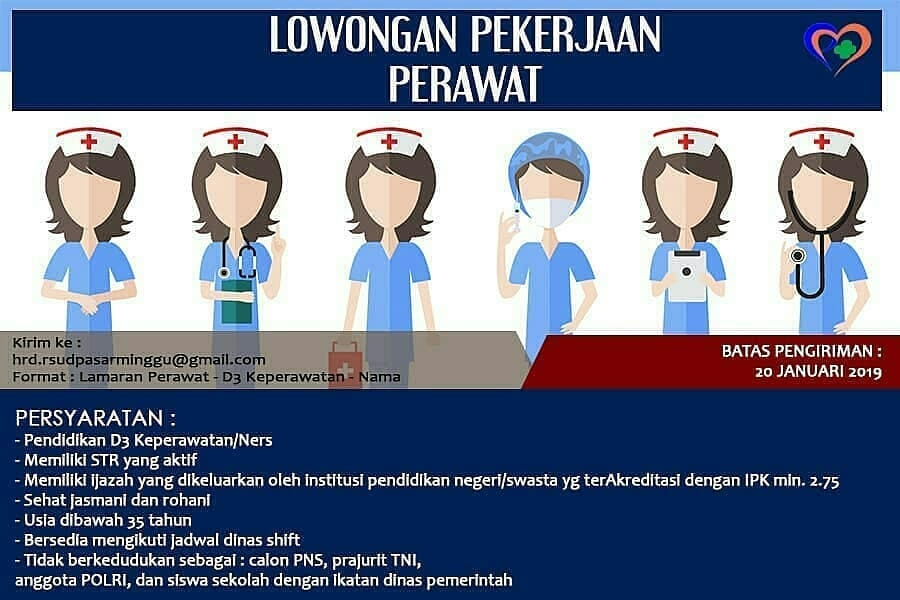 Lowongan Kerja Rsud Pasar Minggu 2020 Jl Simatupang 2021