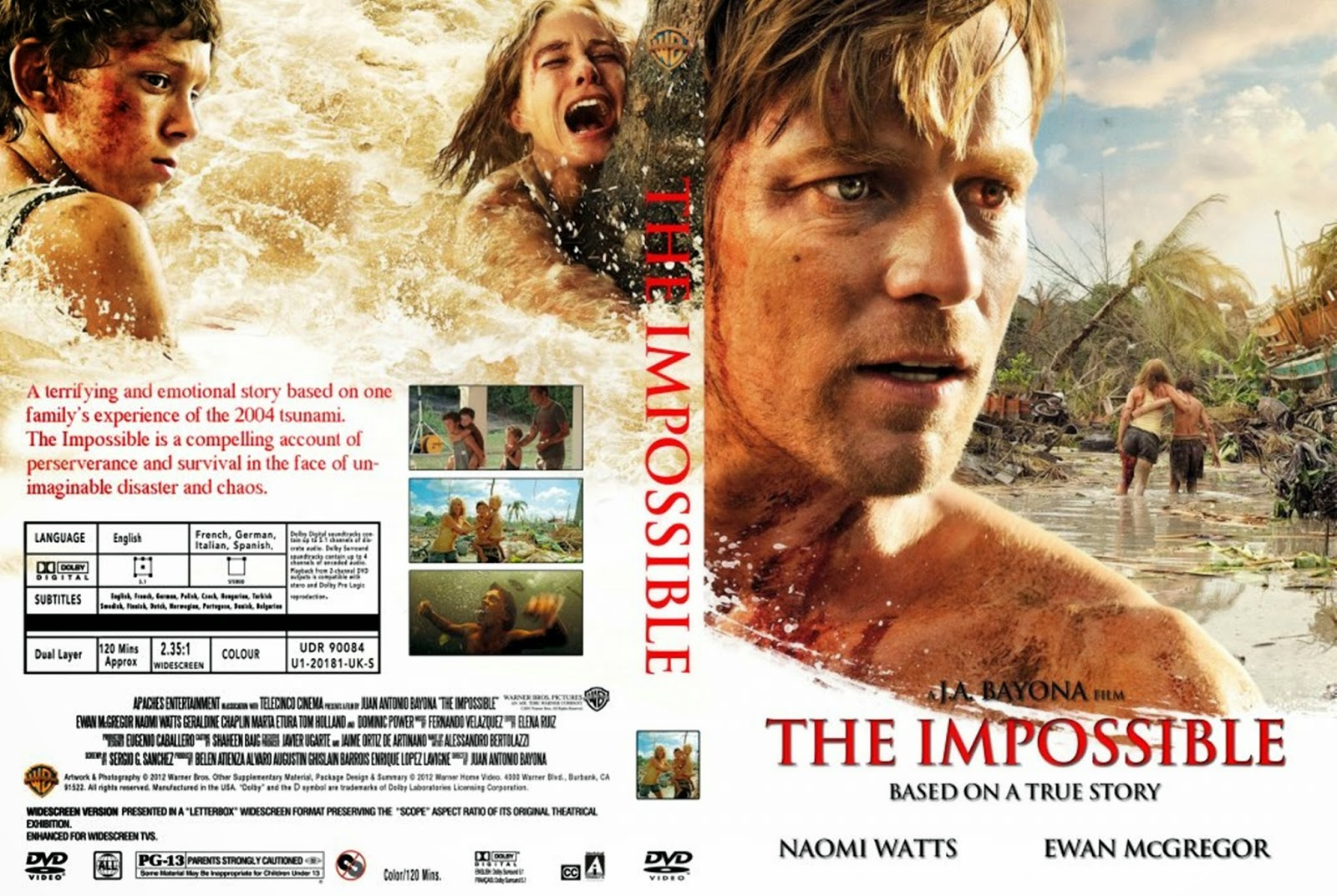 The Impossible (2012) ταινιες online seires xrysoi greek subs