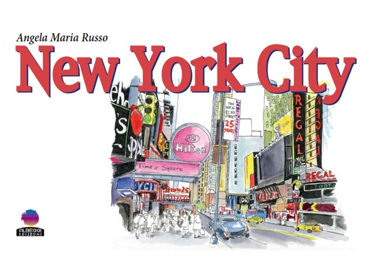 SKETCHBOOK / taccuino di viaggio NEW YORK CITY