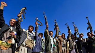 Syiah Houtsi Langgar Gencatan Senjata Sebanyak 14 Kali Selama 24 Jam