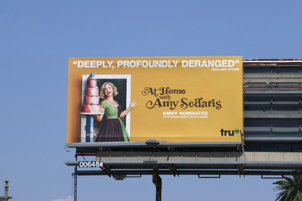 At Home Amy Sedaris season 1 Emmy nominee billboard